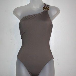 Tory Burch One Piece Swim Suit X Small